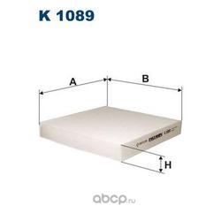 Фильтр салонный Filtron (Filtron) K1089