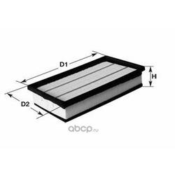 Воздушный фильтр (Clean filters) MA1325