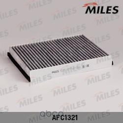 Фильтр салона FORD FOCUS/KUGA/C-MAX/VOLVO V40 10- угольный (Miles) AFC1321
