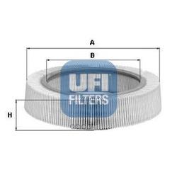 Воздушный фильтр (UFI) 3021700