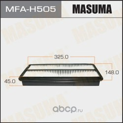 Фильтр воздушный (Masuma) MFAH505