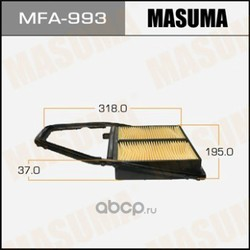 Фильтр воздушный (Masuma) MFA993