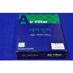 Воздушный фильтр (Parts-Mall) PAB032