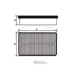 Воздушный фильтр (SCT) SB2230