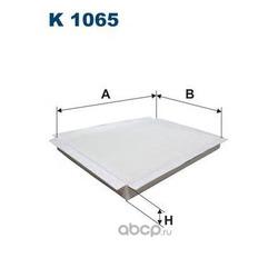 Фильтр салонный Filtron (Filtron) K1065