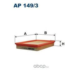 Фильтр воздушный Filtron (Filtron) AP1493