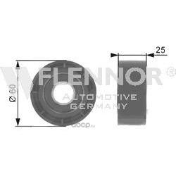 Паразитный / ведущий ролик, поликлиновой ремень (Flennor) FU99113