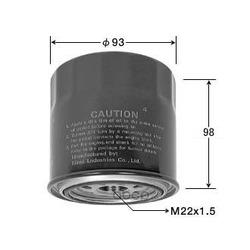Масляный фильтр (VIC) C417