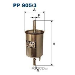 Фильтр топливный Filtron (Filtron) PP9053