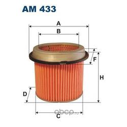 Фильтр воздушный Filtron (Filtron) AM433