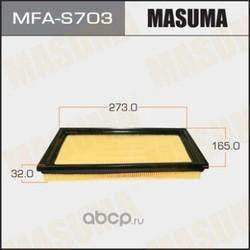 Фильтр воздушный (Masuma) MFAS703