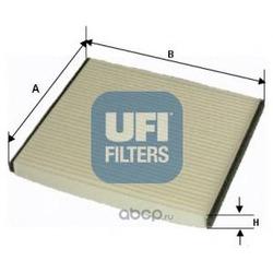 Фильтр, воздух во внутренном пространстве (UFI) 5307600
