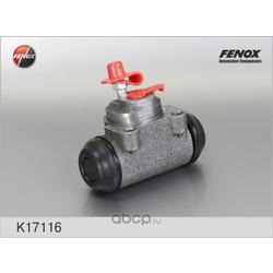 ЦИЛИНДР ТОРМОЗНОЙ КОЛЕСНЫЙ FENOX (FENOX) K17116