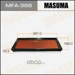 Фильтр воздушный (Masuma) MFA366