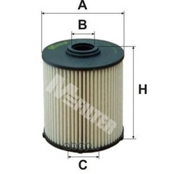 Фильтр топливный (M-Filter) DE3120