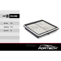 Фильтр воздушный (Fortech) FA098