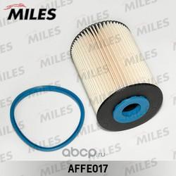 Фильтр топливный VOLVO C30/V70 2.4 D/FORD MONDEO 2.0D 07- (Miles) AFFE017