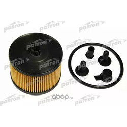 Фильтр топливный CITROEN:C4,C5 2.0 Hdi 04-,C8 2.0HDi 06-,JUMPY 07-/FORD:2.0TDCi 2006-/PEUGEOT:2.0 Hdi 2004-/VOLVO:C30,C70,S40,V50 2.0D 04-10/FIAT: SCUDO 07- (PATRON) PF3155