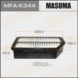 фильтр воздушный (Masuma) MFAK344