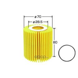 Масляный фильтр (VIC) O115