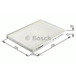 Фильтр, воздух во внутреннем пространстве (Bosch) 1987432016