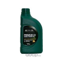 Масло моторное полусинтетика 5W-30 1 л. (Hyundai-KIA) 0520000111
