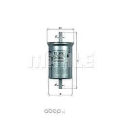 Топливный фильтр (Mahle/Knecht) KL146