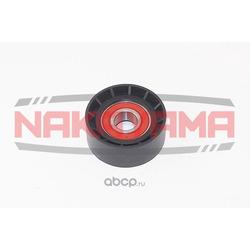 Паразитный / ведущий ролик, поликлиновой ремень (NAKAYAMA) QJ39070