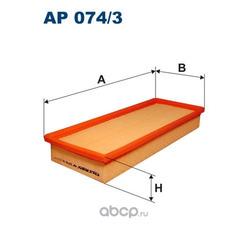 Фильтр воздушный Filtron (Filtron) AP0743