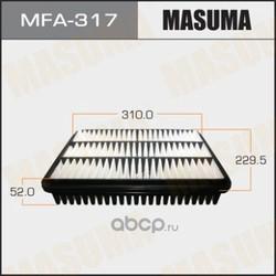 Фильтр воздушный (Masuma) MFA317