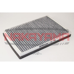 Фильтр салона угольный OPEL ASTRA/ZAFIRA 1.2I-2.2I (NAKAYAMA) FC335NY