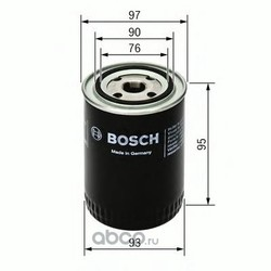 Масляный фильтр (Bosch) 0451103252