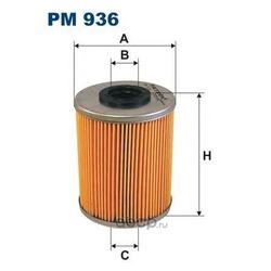 FILTRON Фильтр топливный (Filtron) PM936