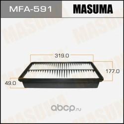 Фильтр воздушный (Masuma) MFA591