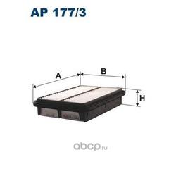 Фильтр воздушный Filtron (Filtron) AP1773