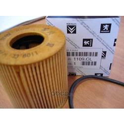 Фильтр масляный (Peugeot-Citroen) 1109CL