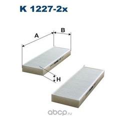 Фильтр салонный Filtron (Filtron) K12272X
