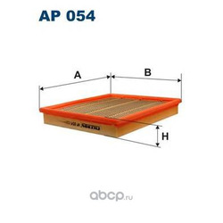 Фильтр воздушный Filtron (Filtron) AP054