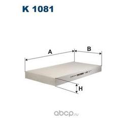 Фильтр, воздух во внутреннем пространстве (Filtron) K1081