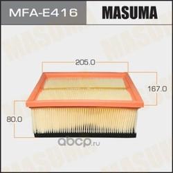 Фильтр воздушный (Masuma) MFAE416
