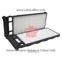 Фильтр салона комплект (Sakura) CA18230