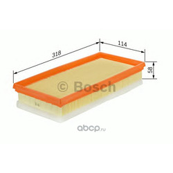 Воздушный фильтр (Bosch) 1457433160
