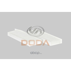 салонный фильтр (DODA) 1110050035