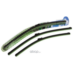 Комплект щеток стеклоочистителя бескаркасных 550mm+650mm (PILENGA) WBP5565PB