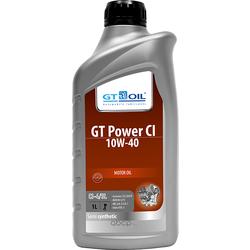 Масло моторное полусинтетика 10W-40 1 л. (GT OIL) 8809059407851