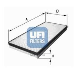 Фильтр, воздух во внутренном пространстве (UFI) 5308300