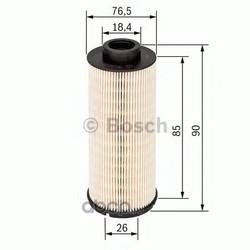 Топливный фильтр (Bosch) 1457431704