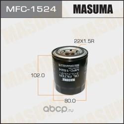 Фильтр масляный (Masuma) MFC1524