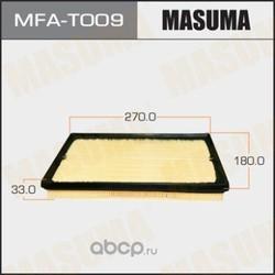 Фильтр воздушный (Masuma) MFAT009
