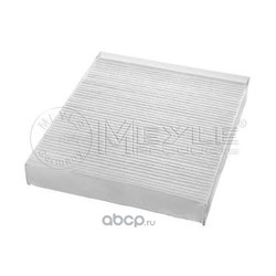 Фильтр, воздух во внутренном пространстве (Meyle) 16123190013
